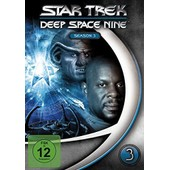Star Trek Ds9 S3 Mb de Avery Brooks,Colm Meaney