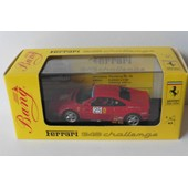 Ferrari 348 #25 Challenge 1993 Pierro Gobbi Bang 9325 1/43 Made In Italy Rosso