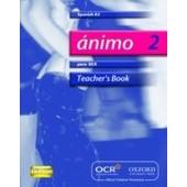 Animo 2: Para Ocr A2 Students' Book de Collectif