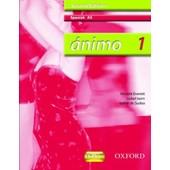 Animo: 1: As Students' Book de Collectif