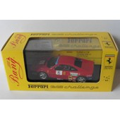 Ferrari 348 #6 Marco Pietra Challenge 1993 Bang 9306 1/43 Made In Italy Rosso