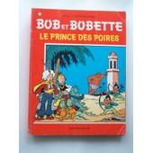 Bob Et Bobette Le Prince Des Poires de willy vandersteen