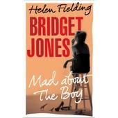Bridget Jones: Mad About The Boy de helen fielding