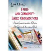 Faith- And Community-Based Organizations de Bagley