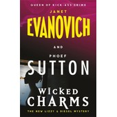 Wicked Charms: A Lizzy And Diesel Novel (Diesel 3) (Hardcover) de Evanovich
