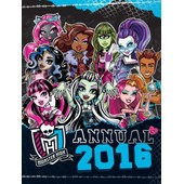 Monster High Annual 2016 (Annuals 2016) (Hardcover) de Unknown