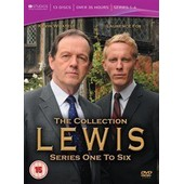 Lewis - Series 1-6 [Dvd]
