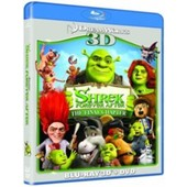 Shrek Forever After 3d (Blu-Ray 3d + Blu Ray + Dvd) [2010] de Mike Mitchell
