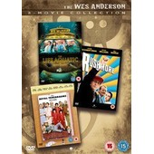 The Wes Anderson 3 Movie Collection [Dvd] de Wes Anderson