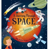 A Journey Through: Space (Hardcover) de Parker