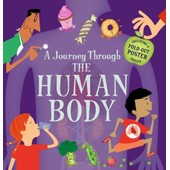 A Journey Through: Human Body (Hardcover) de Parker