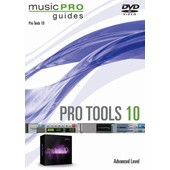Pro Tools 10 Advanced Level, Music Pro Guide [Dvd]