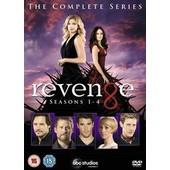 Revenge - Season 1-4 [Dvd]