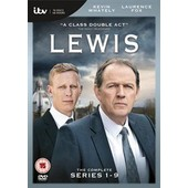 Lewis - Series 1-9 [Dvd] [2015]