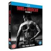 Sons Of Anarchy - Season 7 [Blu-Ray] [Region Free]
