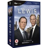 Lewis - Series 1-8 [Dvd] [2014]