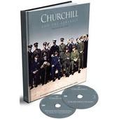 Churchill And The Generals 2 Dvd Plus Harback Book