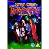 Here Come The Munsters [Dvd] de Robert Ginty