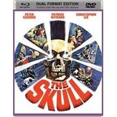 The Skull (1965) Dual Format (Blu-Ray & Dvd) de Francis Freddie