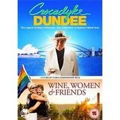 Croc A Dyke Dundee / Wine, Women & Friends [Dvd]