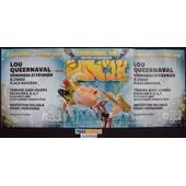 Billet :Carnaval De Nice . Lou Queernaval 2015