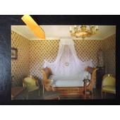 Carte Postale.Maison De Chateaubriant.La Vall�e Aux Loups.La Chambre De Madame R�camier.Dimensions 15x10,5cm.