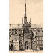 Carte Postale Ancienne - Amiens - Cath�drale (C�t� Sud)