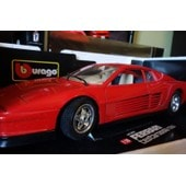 Ferrari Testarossa Burago Diamonds Edition 1984 #3019