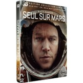 Seul Sur Mars - Combo Blu-Ray 3d + Blu-Ray + Digital Hd - �dition Collector Limit�e Bo�tier Steelbook de Ridley Scott