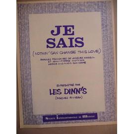 JE SAIS Les Djinn's