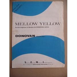 MELLOW YELLOW Donovan