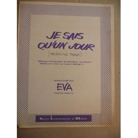 JE SAIS QU'un JOUR (morning train)  Eva