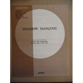 SHADOM DANCING Andy Gibb