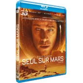 Seul Sur Mars - Combo Blu-Ray 3d + Blu-Ray 2d + Digital Hd de Ridley Scott