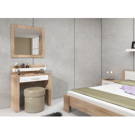 coiffeuse avec miroir et lumiere d 39 occasion 31 pas cher. Black Bedroom Furniture Sets. Home Design Ideas