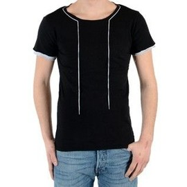 Tee Shirt Joe Retro Taron Noir