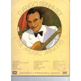 Django Reinhardt The music makers