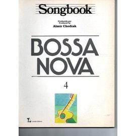Songbook Bossa Nova Vol. 4