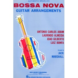 Bossa Nova Guitar arrangements