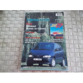 Revue Technique Carrosserie Renault Scenic Et Classic Depuis 1996
