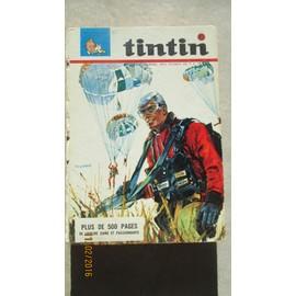Recueil Du Journal Tintin Edition Belge 93