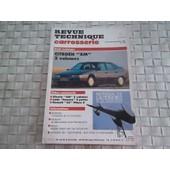 Revue Technique Carrosserie Citroen Xm Depuis 1989