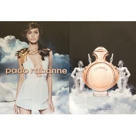Olymp�a De Paco Rabanne - Publicit� De Parfum - Pac25