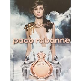 Olymp�a De Paco Rabanne - Publicit� De Parfum - Pac24