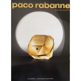 Lady Million De Paco Rabanne - Publicit� De Parfum - Pac20