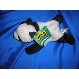 Doudou Panda Corps Billes 22cm.