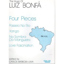Luiz Bonfa Four Pieces for guitar