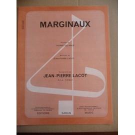 MARGINAUX Jean-Pierre Lacot