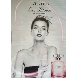 Ever Bloom De Shiseido - Publicit� De Parfum - Shi05