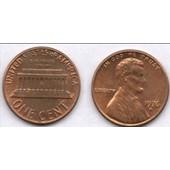 1 Cent Usa 1976